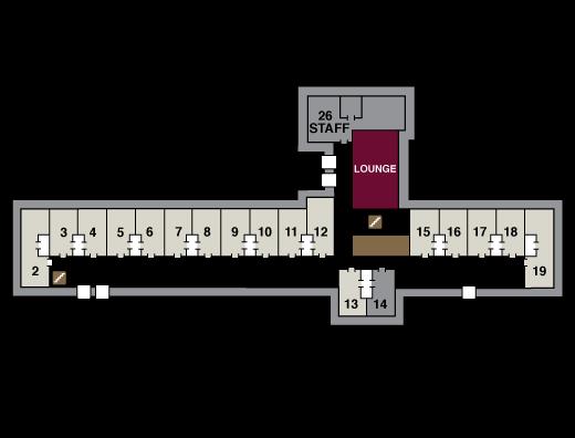 Floor Plans And Tours University Housing Siu